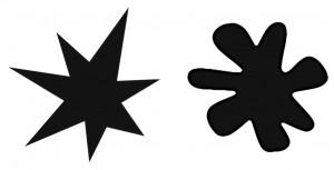 figuur Kiki en Bouba