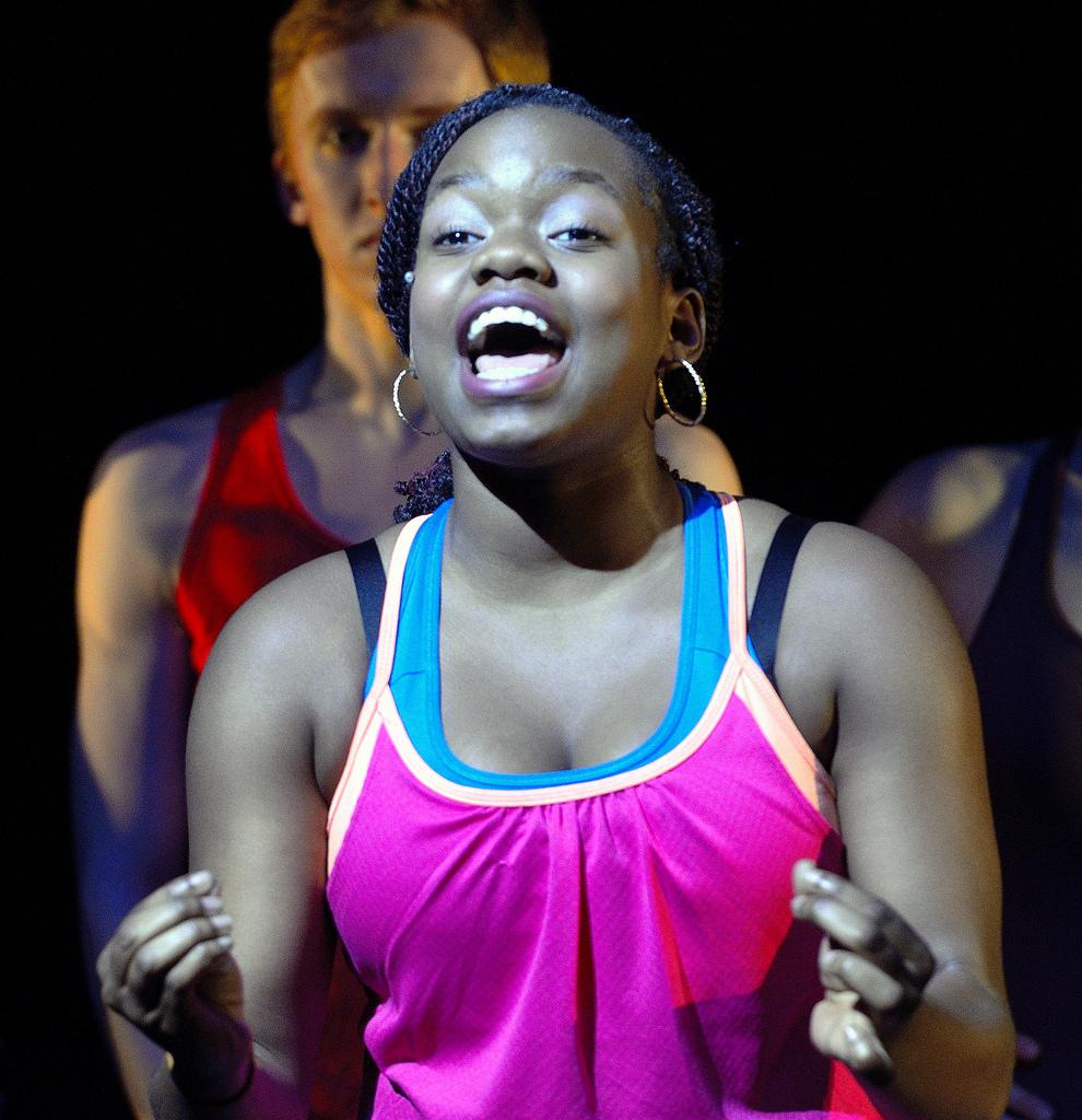 photo credit: Poly Prep - A Chorus Line - Dress Rehearsal via photopin (license)