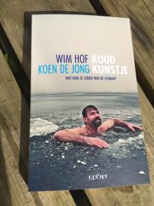 Wim Hof boek koud kunstje