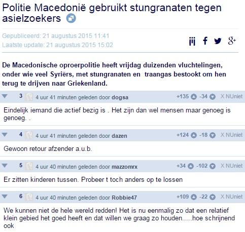 migrants NL